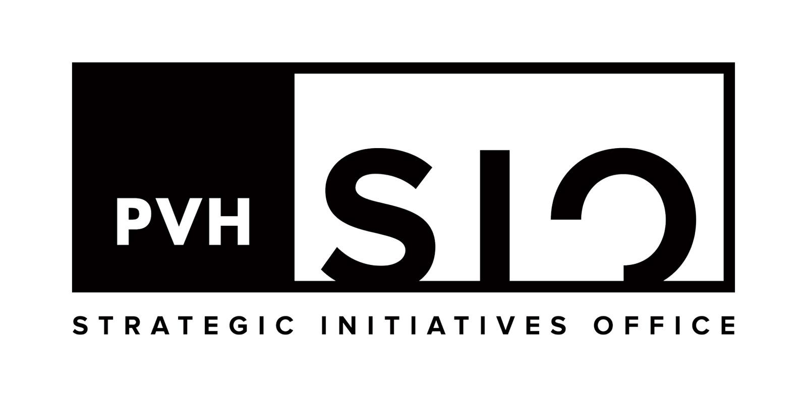 PVH Logo Black